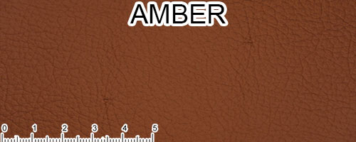 Amber Top Grain Leather