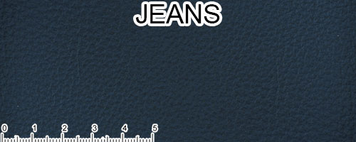 Jeans Top Grain Leather