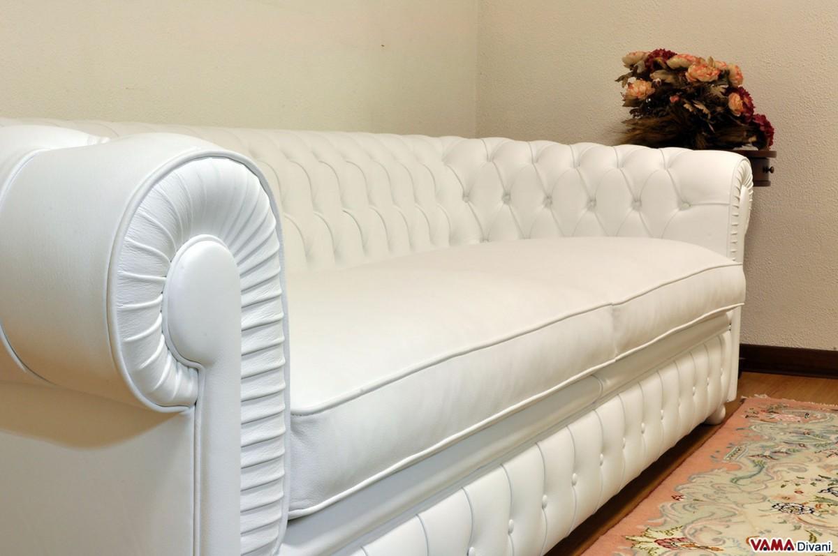 Huge Chesterfield Sofa