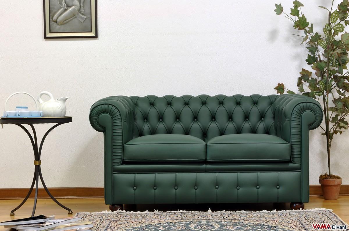 Divani Chester Prezzi : Smaller chesterfield sofa chesterino