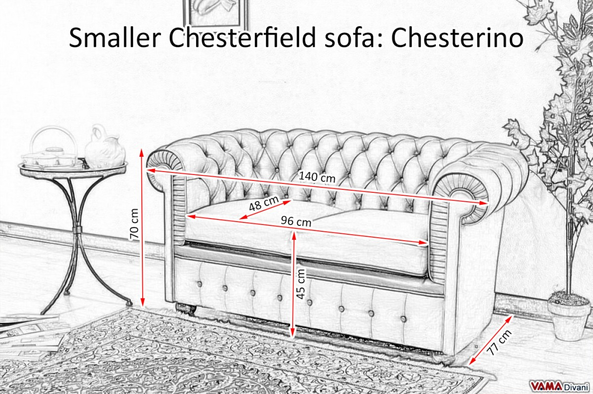 Chesterfield Sofa Dimensions Chesterone Sofa Deeper Chesterfield White TheSofa