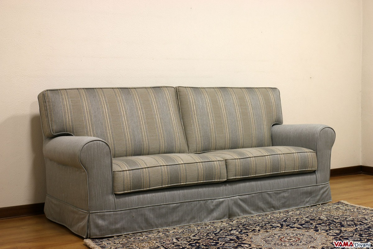 Classic sofa with removable cover choose your own custom for Classic loveseat