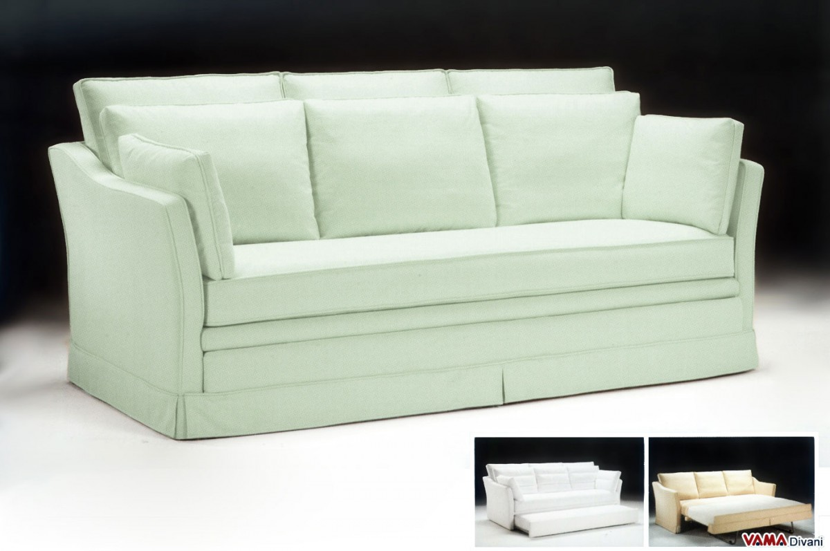 Trundle Style Sofa Bed