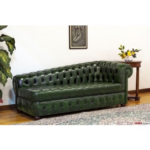 Chester Chaise longue Buttoned seating