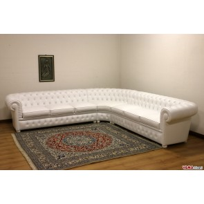 Corner Leather Fabric And Chester Sofas Even Custom Made Models