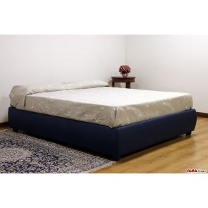 Sommier storage bed