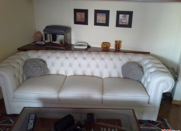 The sofa is perfect, executed to perfection